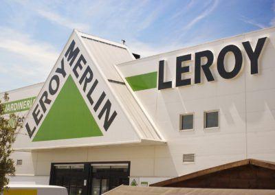 Fotografia profesional de interiorismo, tiendas Leroy Merlin