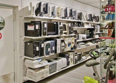 Fotografía profesional de interiorismo, tiendas de Cash Convert